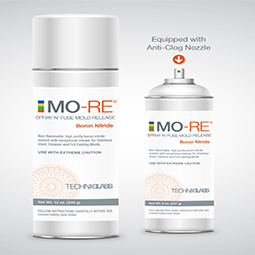 MO-RE Boron Nitrate Mould Release