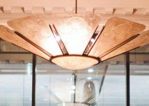 object art. fused glass, kiln formed glass