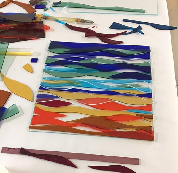 platter course perth art glass