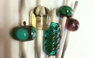 diy glass beads