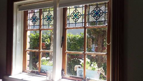DIY Leadlight Windows