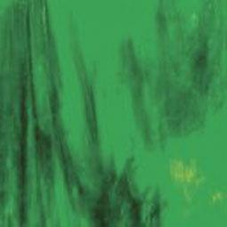 wissmach green streaky glass
