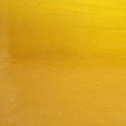 sunflower yellow art glass vintage