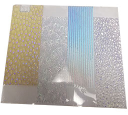 Dichroic Glass Pack clear