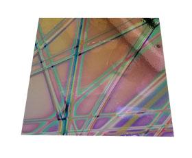Pixie Stix Pattern 96 dichroic