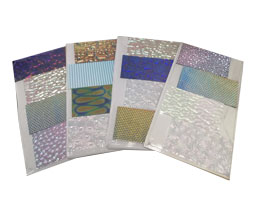 Dichroic Glass scrap pack 96