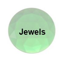 mosaic jewels
