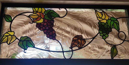 stained glass window perth