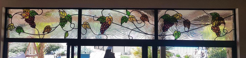 grapevine leadlight perth