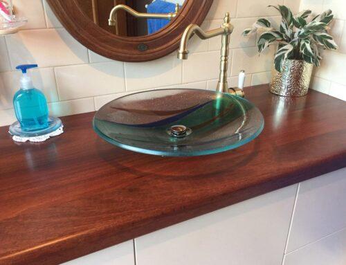 Basins, Counters & Splashbacks