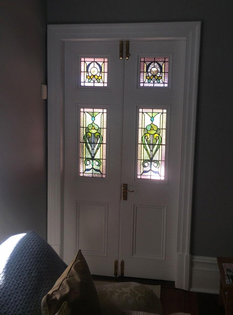 heritage federation leadlight windows
