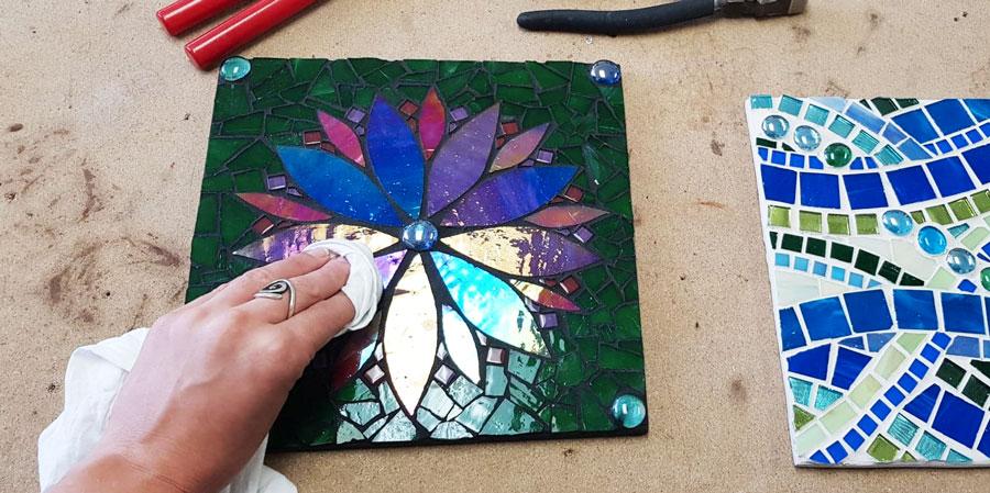mosaic class banner