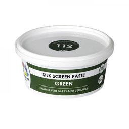 green colorline silk screen paste