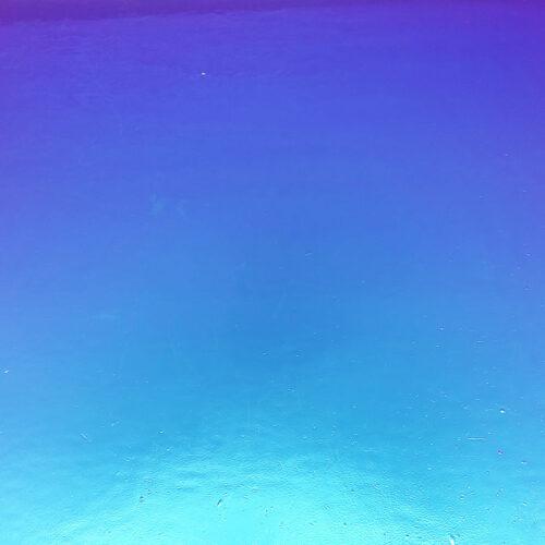 light blue, dark blue to purple gradient