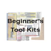picture of tool kit with beginner's tool kits text overlayed